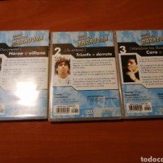 Vídeos y DVD Musicales: VIDEOS DVD MARADONA. Lote 243804845