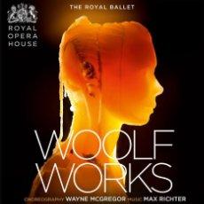 Vídeos y DVD Musicales: MAX RICHTER: WOOLF WORKS (THE ROYAL BALLET) (KOEN KESSELS) (DVD). Lote 243872095