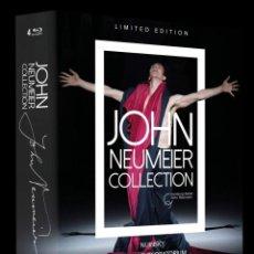 Vídeos y DVD Musicales: JOHN NEUMEIER COLLECTION (LIMITED EDITION) (8XDVD) (PRECINTADO). Lote 243875305