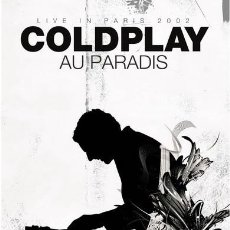 Vídeos y DVD Musicales: DVD COLDPLAY - LIVE IN PARIS 2002 - AU PARADIS. Lote 243879880