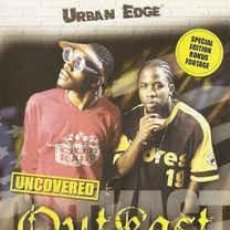 Vídeos y DVD Musicales: OUTKAST - UNCOVERED (DVD-V) LABEL:WIENERWORLD, URBAN EDGE, RIOT PICTURES CAT#: WNRD 2120. Lote 243889445