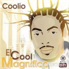 Vídeos y DVD Musicales: COOLIO - EL COOL MAGNIFICO DVD & CD LABEL:ZYX MUSIC, JAM FM, RTL II, DRAGONRIDERS CAT#: ZYX 2063. Lote 243985370