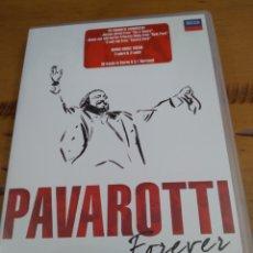 Vídeos y DVD Musicales: PAVAROTTI FOREVER DVD. Lote 244550560