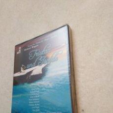 Vídeos y DVD Musicales: TRISTAN UND ISOLDE ( RICHARD WAGNER ) 2 DISCOS, NUEVO A ESTRENAR PLASTIFICADO. Lote 245111680