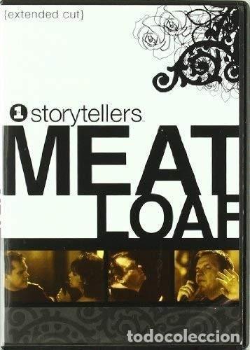 MEAT LOAF DVD STORYTELLERS - COMO NUEVO Y UNICO EN TODOCOLECCION (Música - Videos y DVD Musicales)