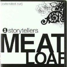 Vídeos y DVD Musicales: MEAT LOAF DVD STORYTELLERS - COMO NUEVO Y UNICO EN TODOCOLECCION. Lote 246735735