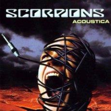 Vídeos y DVD Musicales: SCORPIONS ACOUSTICA - DVD COMO NUEVO. Lote 247113225