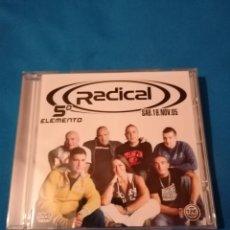 Vídeos y DVD Musicales: RADICAL 5° ELEMENTO DVD NUEVO DJ MARTA. Lote 247686110