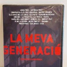 Vídeos y DVD Musicales: LA MEVA GENERACIÓ / CONVERSES ENDERROCK / VARIOS ARTISTAS / DVD - ENDERROCK 20 ANYS / PRECINTADO.. Lote 248937475