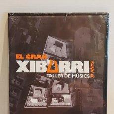 Vídeos y DVD Musicales: EL GRAN XIBARRI / TALLER DE MÚSICS - 30 ANYS / DVD - TDM-2009 / PRECINTADO. Lote 248939505