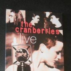 Video e DVD Musicali: THE CRANBERRIES - LIVE AT ASTORIA II 1994 - DVD. Lote 249339820