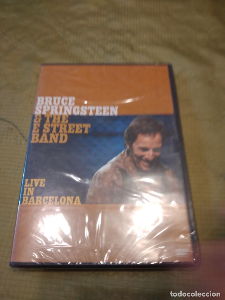 M-27 DVD LOTE DE 5 DVD VIDEOS MUSICALES DE BRUCE SPRINGSTEEN NUEVO PRECINTADOS LOS DE FOTO (Música - Videos y DVD Musicales)