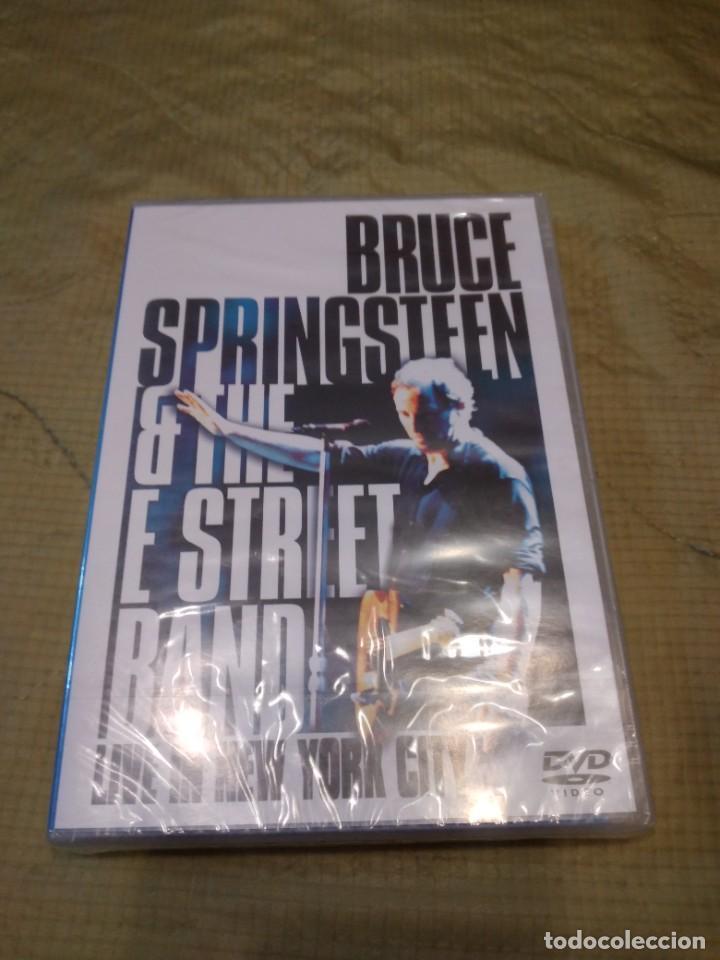 Vídeos y DVD Musicales: M-27 DVD LOTE DE 5 DVD VIDEOS MUSICALES DE BRUCE SPRINGSTEEN NUEVO PRECINTADOS LOS DE FOTO - Foto 2 - 249374865