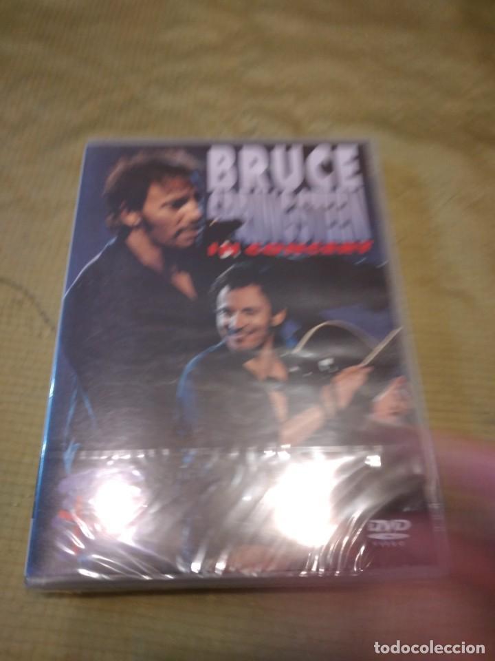 Vídeos y DVD Musicales: M-27 DVD LOTE DE 5 DVD VIDEOS MUSICALES DE BRUCE SPRINGSTEEN NUEVO PRECINTADOS LOS DE FOTO - Foto 3 - 249374865