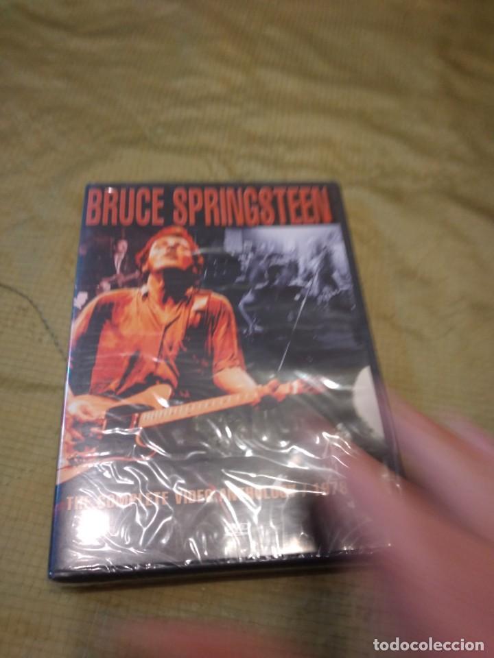 Vídeos y DVD Musicales: M-27 DVD LOTE DE 5 DVD VIDEOS MUSICALES DE BRUCE SPRINGSTEEN NUEVO PRECINTADOS LOS DE FOTO - Foto 5 - 249374865