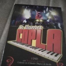 Vídeos y DVD Musicales: 2 DVD Y 1 CD ESPECIAL DEL PROGRAMA SE LLAMA COPLA. Lote 251057605