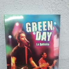 Video e DVD Musicali: GREEN DAY 3 DVD BOX SET PRECINTADO. Lote 252363015