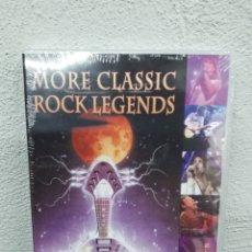 Vidéos y DVD Musicaux: ROCK LEGENDS (FREE, SABBATH, PURPLE, FOCUS, ETC) DVD PRECINTADO. Lote 252368060