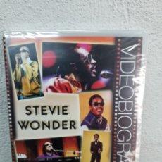 Vidéos y DVD Musicaux: STEVE WONDER DVD PRECINTADO. Lote 252645745
