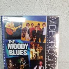 Vidéos y DVD Musicaux: THE MOODY BLUES DVD PRECINTADO. Lote 252645895