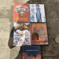 Vidéos y DVD Musicaux: LOTE 5 DVD. Lote 252906980