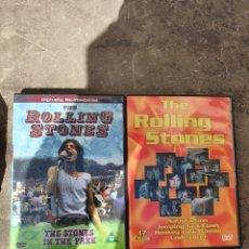 Vidéos y DVD Musicaux: DVD ROLLING STONES. Lote 252912330