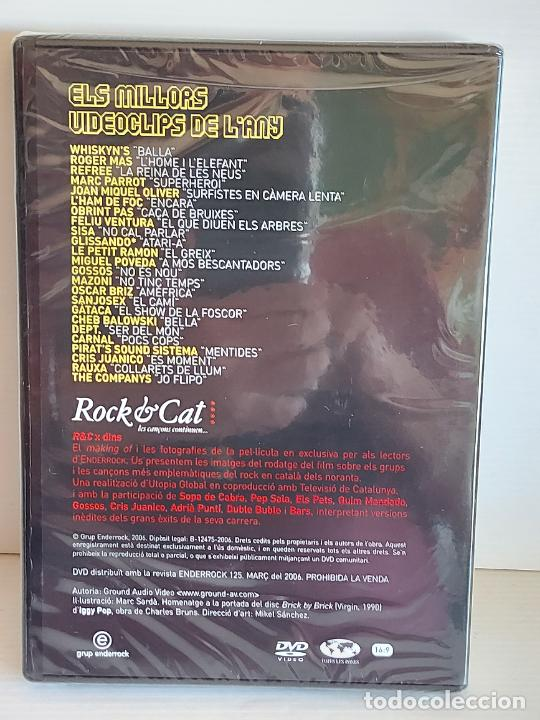 Vídeos y DVD Musicales: PREMIS ENDERROCK 2006 / ELS MILLORS VIDEOCLIPS DE LANY / DVD - EDR-2006 / PRECINTADO. - Foto 2 - 254209845