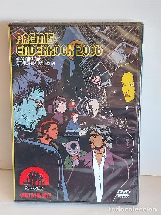 PREMIS ENDERROCK 2006 / ELS MILLORS VIDEOCLIPS DE L'ANY / DVD - EDR-2006 / PRECINTADO. (Música - Videos y DVD Musicales)