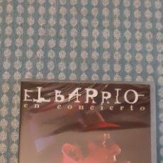 Video e DVD Musicali: EL BARRIO EN CONCIERTO, PALACIO DE VISTA ALEGRE, MADRID, 2004, PRECINTADO. Lote 254609295