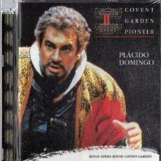 Vídeos y DVD Musicales: OTELLO PLÁCIDO DOMINGO ( FORMATO JEWELL BOX PRECINTADO). Lote 255519915
