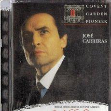 Vídeos y DVD Musicales: STIFFELIO JOSÉ CARRERAS (PRECINTADO). Lote 255520220