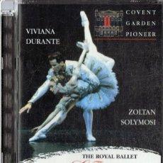 Vídeos y DVD Musicales: THE SLEEPING BEAUTY THE ROYAL BALLET (PRECINTADO). Lote 255520505