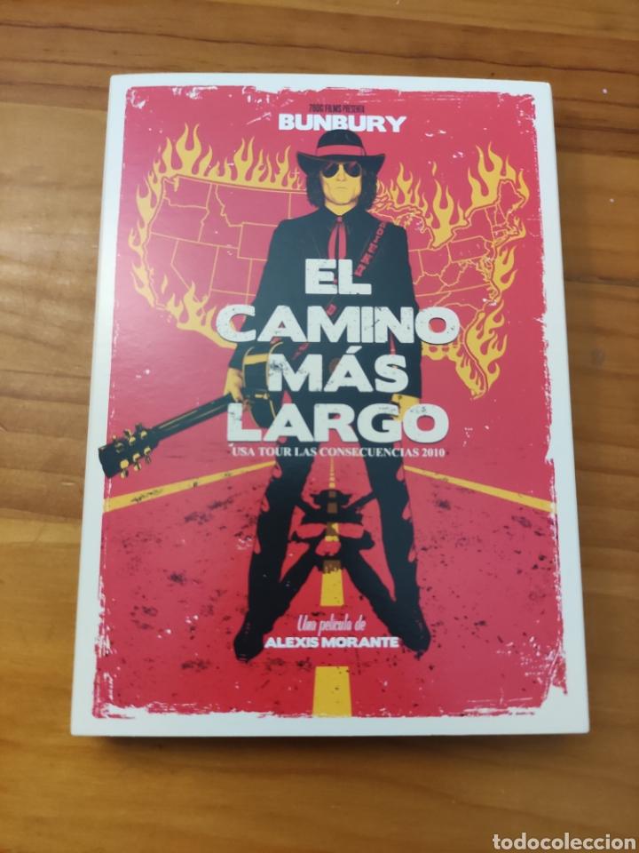 DVD BUNBURY. EL CAMINO MÁS LARGO. ALEXIS MORANTE (Música - Videos y DVD Musicales)