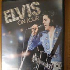 Vídeos y DVD Musicales: ELVIS ON TOUR. Lote 257341125