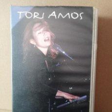 Vídeos y DVD Musicales: VHS - TORI AMOS - CONCIERTO -LIVE FROM NY -VER FOTOS. Lote 257480705