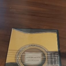 Vídeos y DVD Musicales: LOS SECRETOS - CON CIERTO SENTIDO DVD 2003 CON EXTRAS ENTREVISTA Y GALERIA - POP ESPAÑOL MOVIDA. Lote 260302465