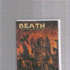 Vídeos e DVD Musicais: DEATH IS JUST THE BEGINNING (DVD). Lote 260327245