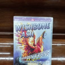 Video e DVD Musicali: WISHBONE ASH DVD PRECINTADO!!!. Lote 261120320
