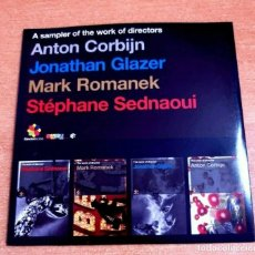 Vídeos y DVD Musicales: ANTON CORBIJN U2 BONO NIRVANA DEPECHE MODE DVD PROMO CARTON DEL AÑO 2005 EU NO CD. Lote 262447150