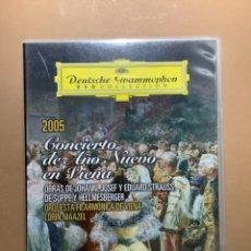 Vídeos y DVD Musicales: CONCIERTO DE AÑO NUEVO 2005. AMÁSELE. DVD. Lote 262803535