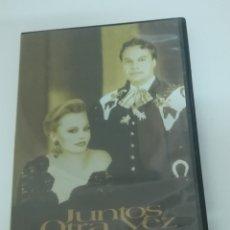 Vídeos y DVD Musicales: JUNTOS OTRA VEZ. JUAN GABRIEL Y ROCIO DURCAL. Lote 262810695
