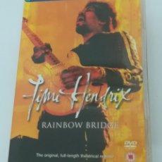 Vídeos y DVD Musicales: JIMI HENDRIX. RAINBOW BRIDGE.. Lote 262818825