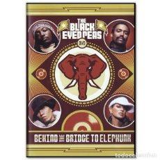 Vídeos y DVD Musicales: BEHIND THE BRIDGE TO ELEPHUNK DVD. Lote 262884115
