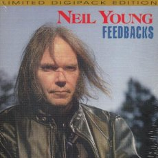 "Vídeos y DVD Musicales: NEIL YOUNG "" FEEDBACKS "" DVD. Lote 262921685"