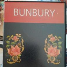 Vídeos y DVD Musicales: BUNBURY - PEQUEÑO CABARET AMBULANTE. DVD. Lote 262990540