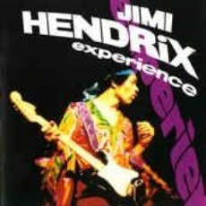 Vídeos y DVD Musicales: JIMI HENDRIX - JIMI HENDRIX EXPERIENCE (VHS, COMP, PAL) LABEL:GRAVITY (5), BMG VIDEO CAT#: 791 009,. Lote 263186615
