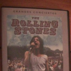 Vídeos y DVD Musicales: DVD THE ROLLING STONES THE STONES IN THE PARK. Lote 263211555
