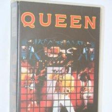 Vídeos e DVD Musicais: QUEEN: LIVE IN BUDAPEST * FILM VHS CONCIERTO MUSICA ROCK INTERNACIONAL *. Lote 266592463