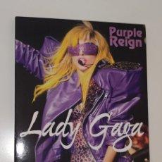Vídeos y DVD Musicales: DVD - LADY GAGA - PURPLE REIGN - CONCIERTOS, ACTUACIONES DE T.V., VIDEOS, CORTOS. Lote 267092079