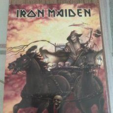 """Vidéos y DVD Musicaux: IRON MAIDEN """" DEATH ON THE ROAD """". Lote 267689969"""